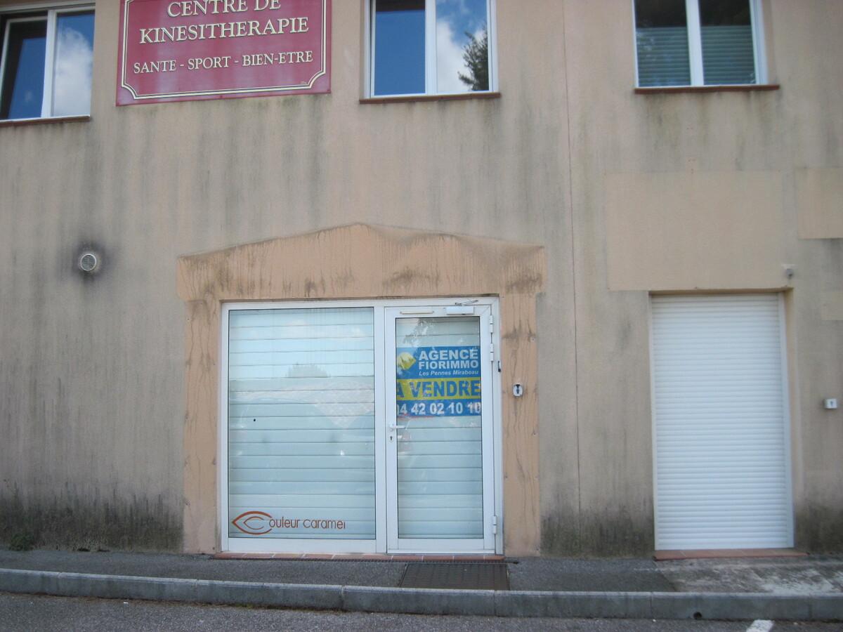 Immeuble de bureaux - Peypin