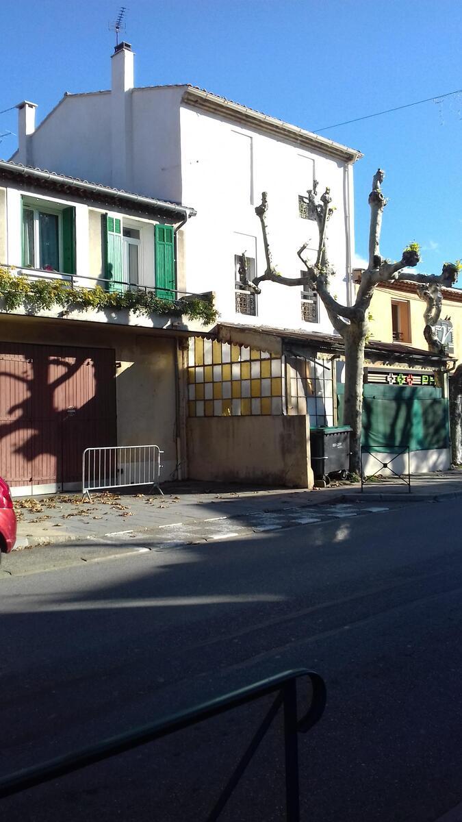 Immeuble - La Destrousse